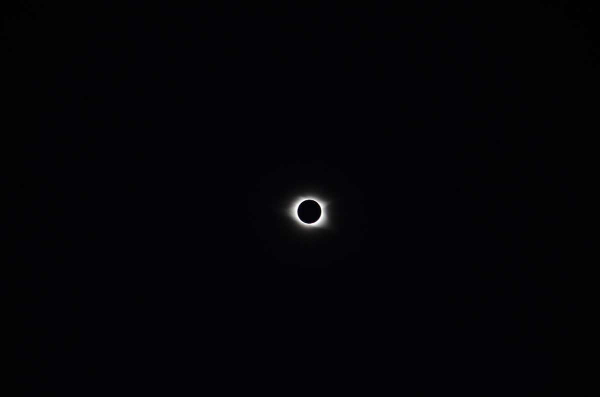 Totality from Aiken, SC