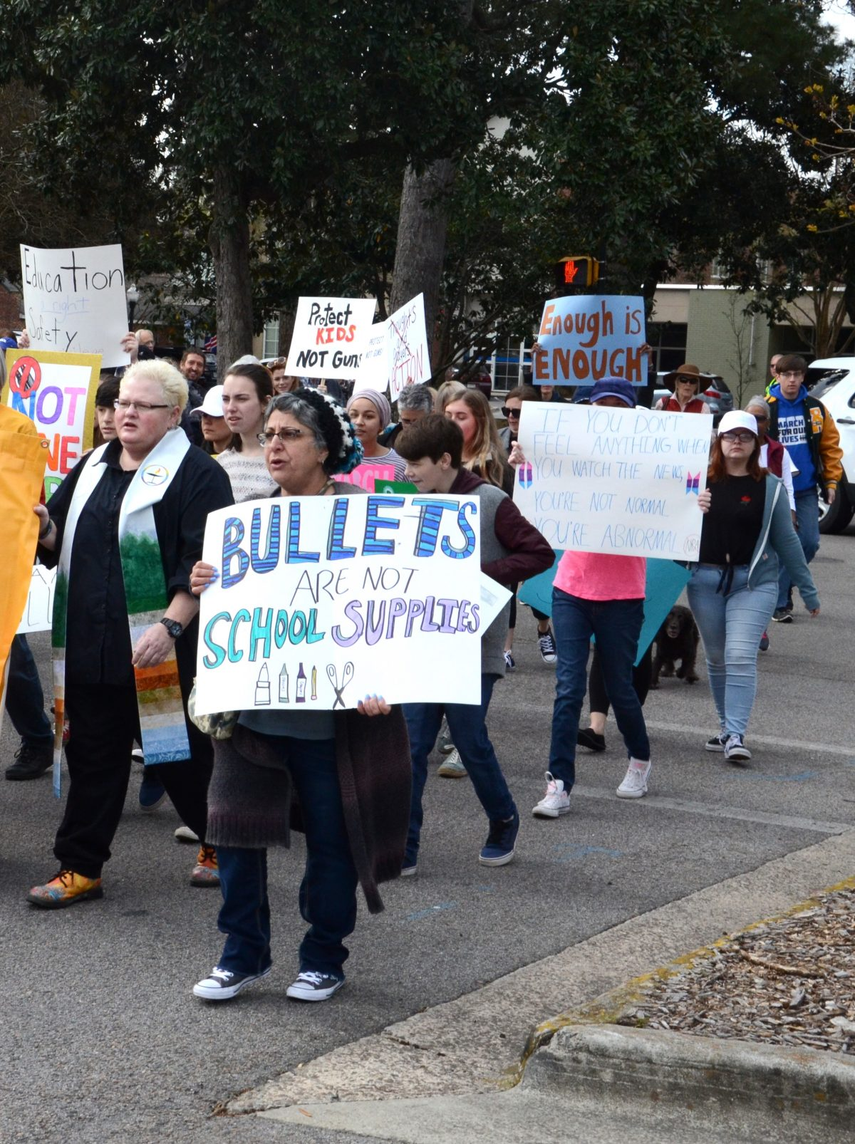 March for Our Lives: Aiken, SC